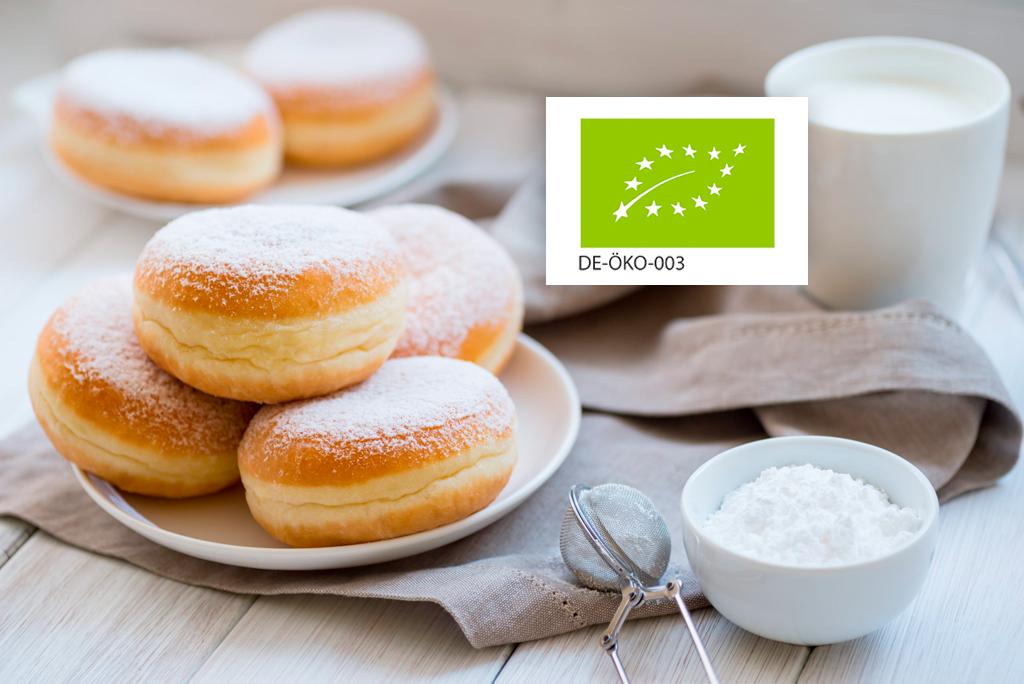 2 neue Bio-Rübenzuckerprodukte von Südzucker erhältlich – Feinzucker & Puderzucker Image