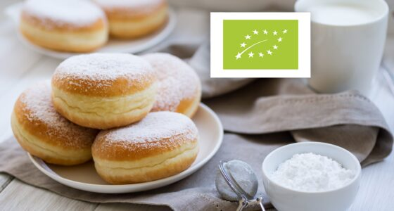 2 new organic beet sugar products available from Südzucker – fine & icing Image
